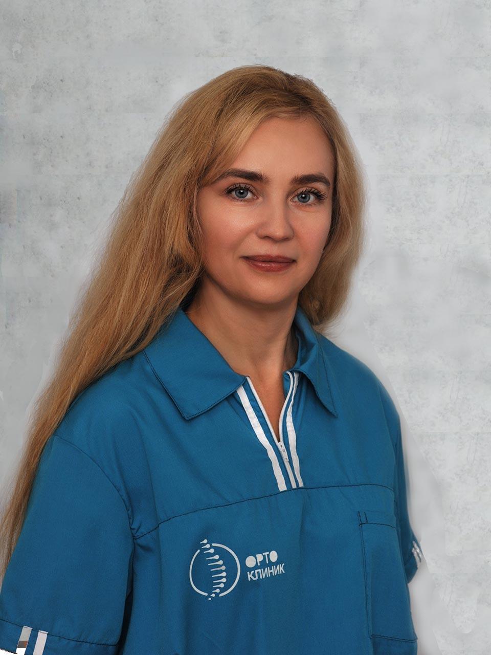 Врач Темляк Лариса Николаевна