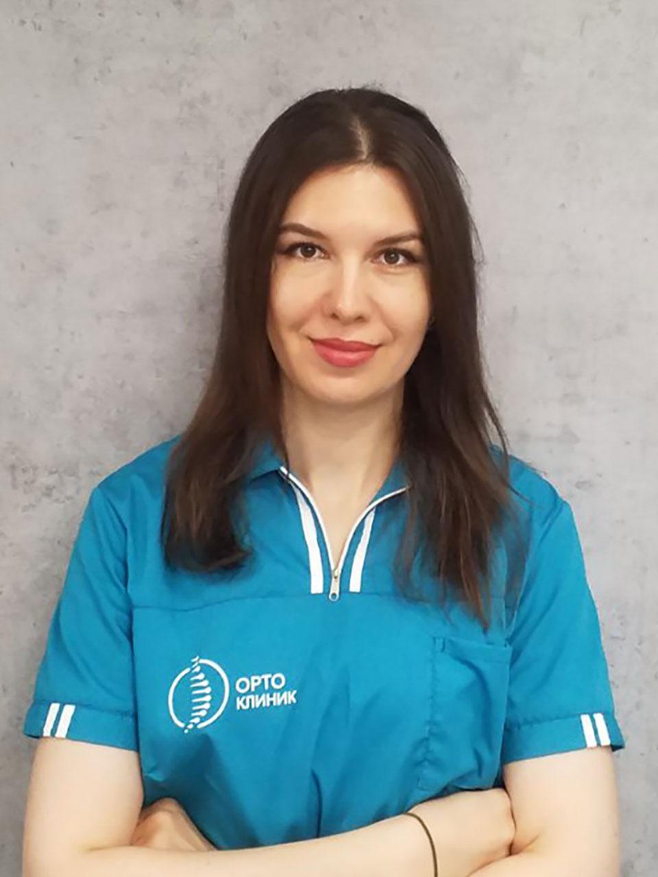 Невролог Позднякова Татьяна Николаевна