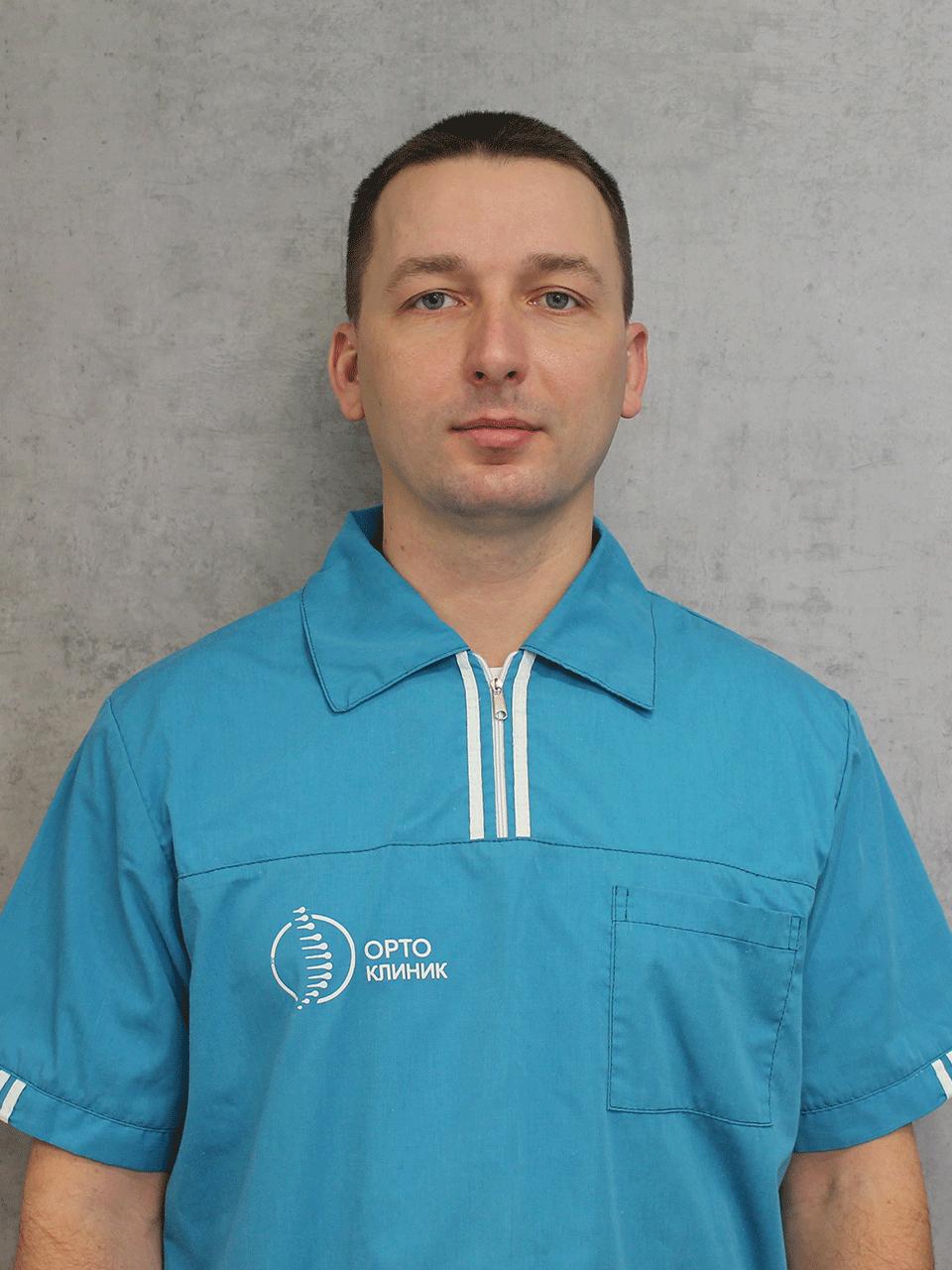 Врач-невролог Короткий Антон Антонович