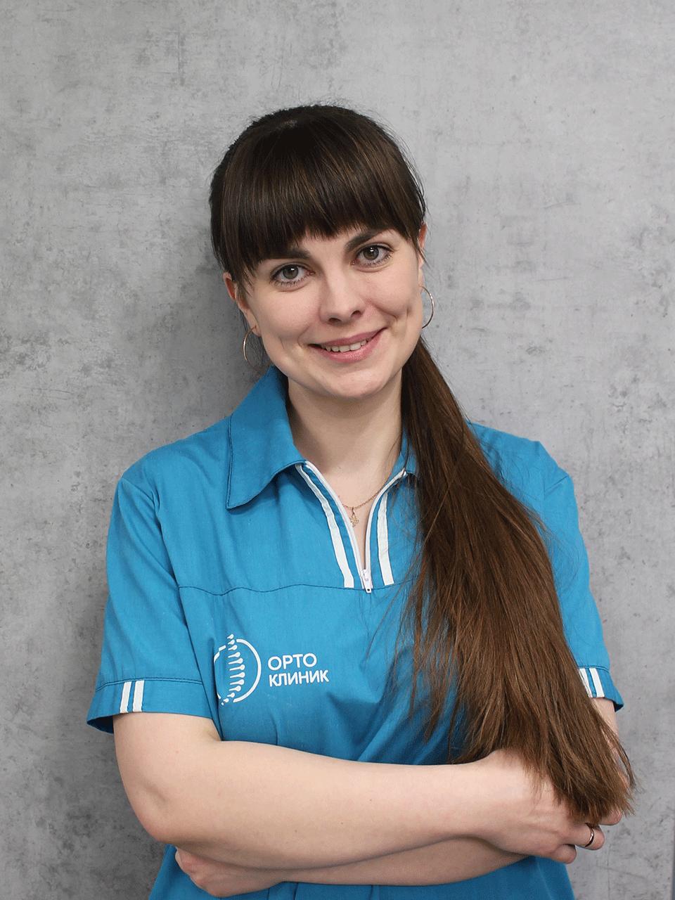 Детский невролог Мирзоян Алёна Романовна