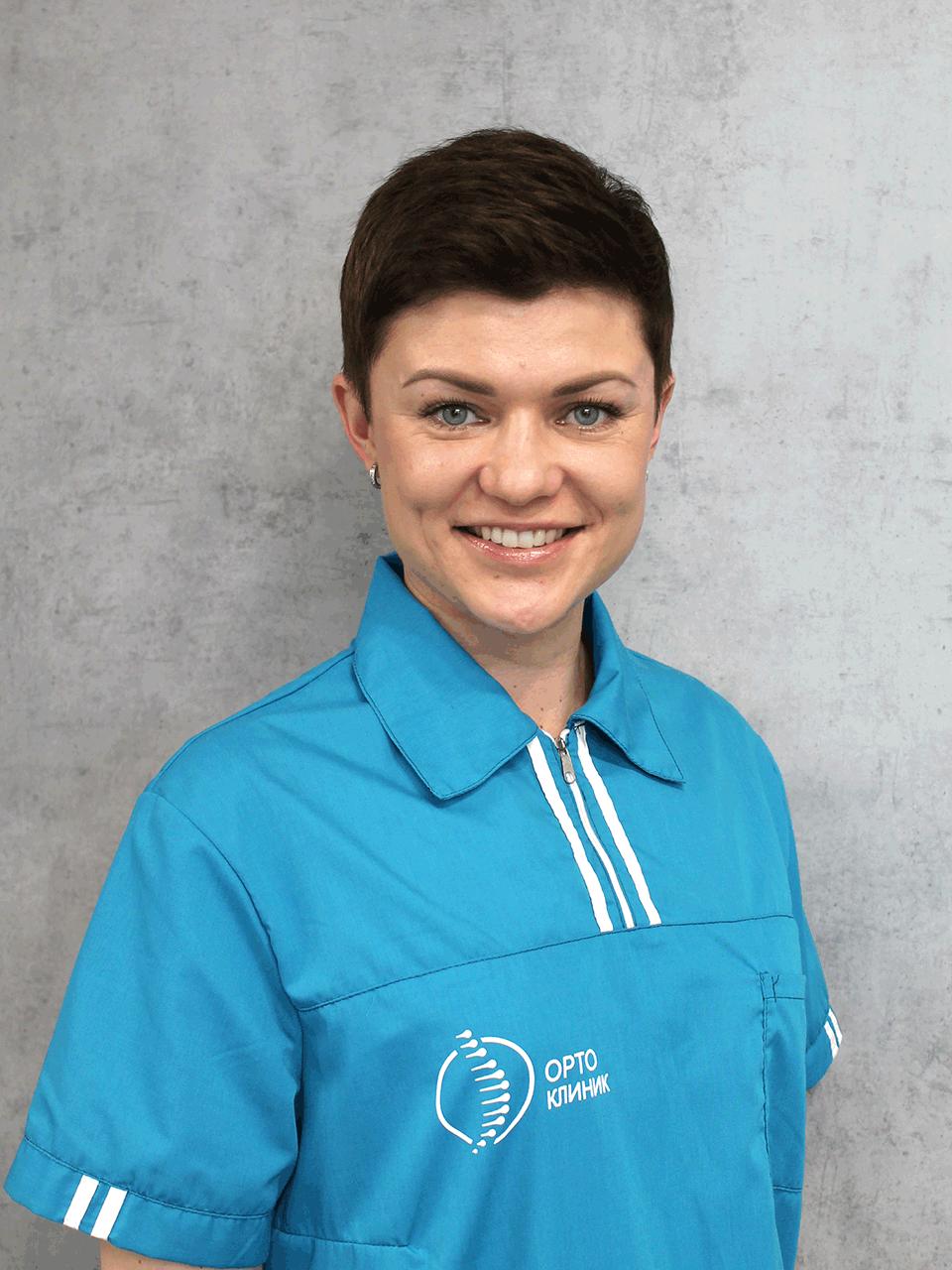 Врач-ревматолог Юнгина Вера Владимировна